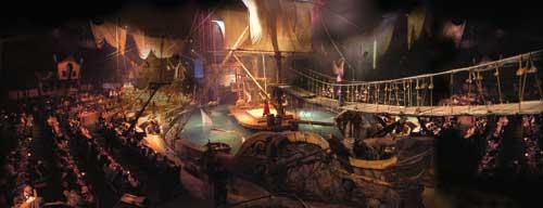 Pirates Dinner Adventure - pirate ship
